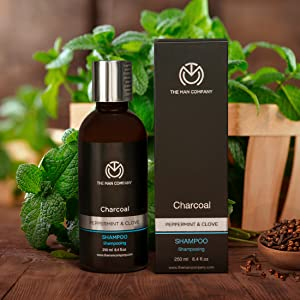the man company,shampoo,shampoo for men, charcoal shampoo,loreal shampoo, anti-dandruff shampoo