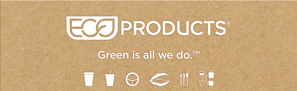 Eco-Products - Compostable Food Service Items
