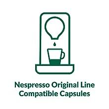 Nespesso compatiable capsules