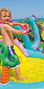Intex Dinoland Play Center