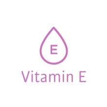 Contains Vitamin E