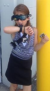 spy, spy gear, hands free, spy tools, spy belt