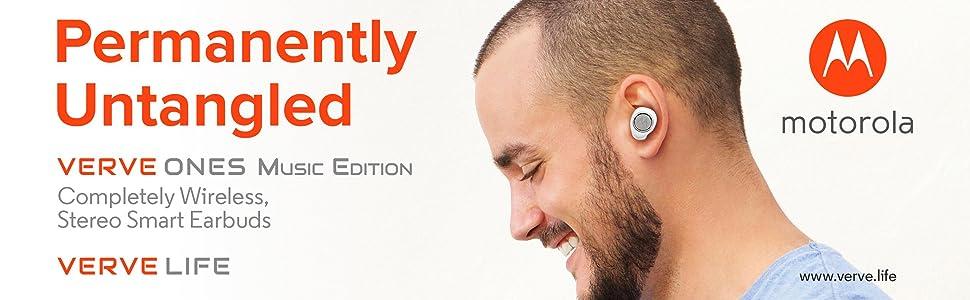9beaccfc939 Amazon.com: Motorola SH010 VerveOnes Music Edition Bluetooth Stereo ...