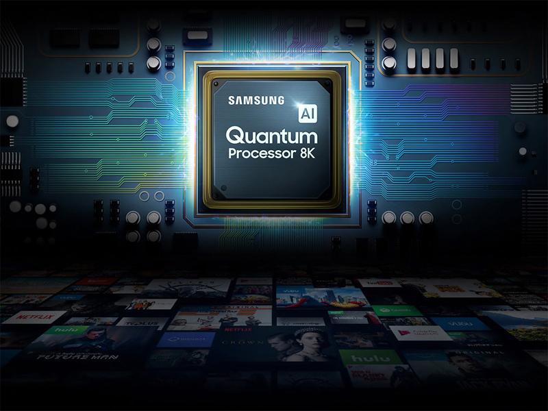 Samsung Quantum processor