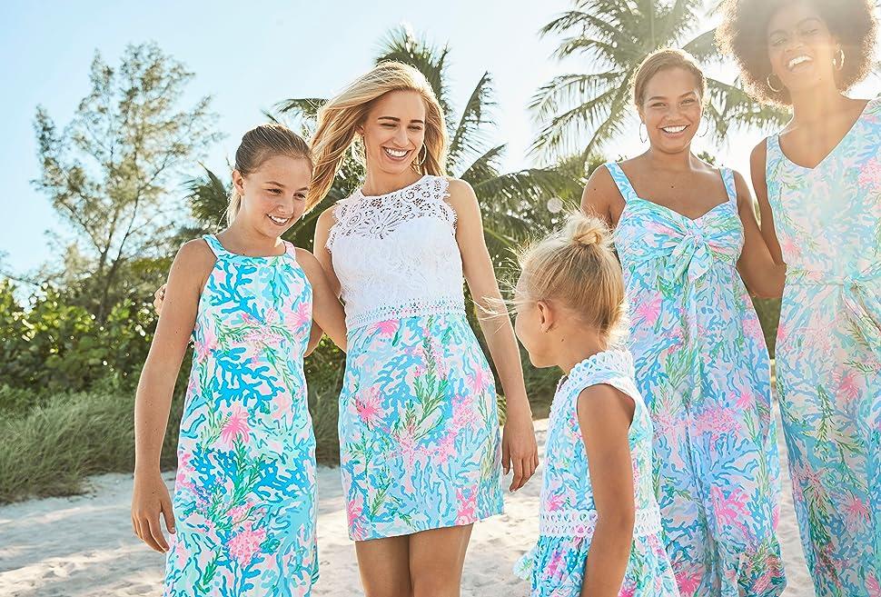 Lilly Pulitzer Multi Generational Resort Wear