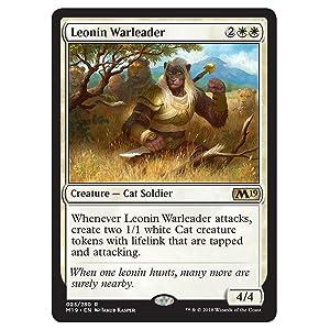 Cat Leonin Warleader