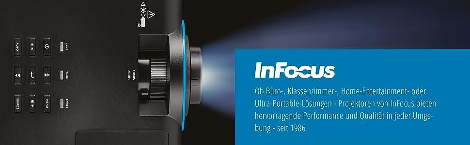 Infocus In2136 Home Cinema Tv Video
