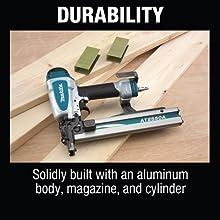 durability soildly built aluminum body maganize cylinder strudy
