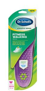 Dr. Scholl's FITNESS WALKING Insoles