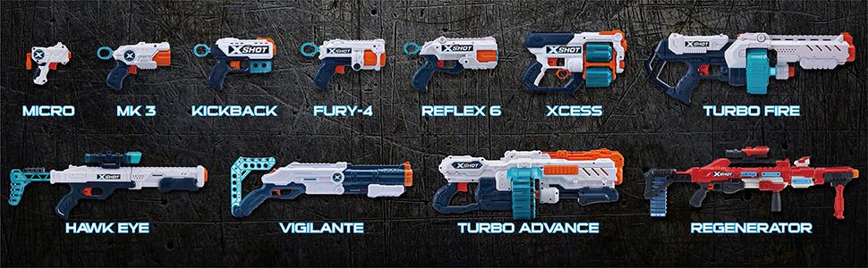 x-shot arsenal, where to buy, blaster, affordable blaster