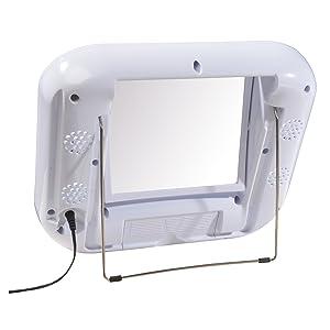 Yunir Miroir Zenith 1,25 Adaptateur Diagonal /à 90 degr/és /érigeant Un Miroir Zenith /à Prisme dimage pour r/éfracteur et t/élescopes catadioptriques