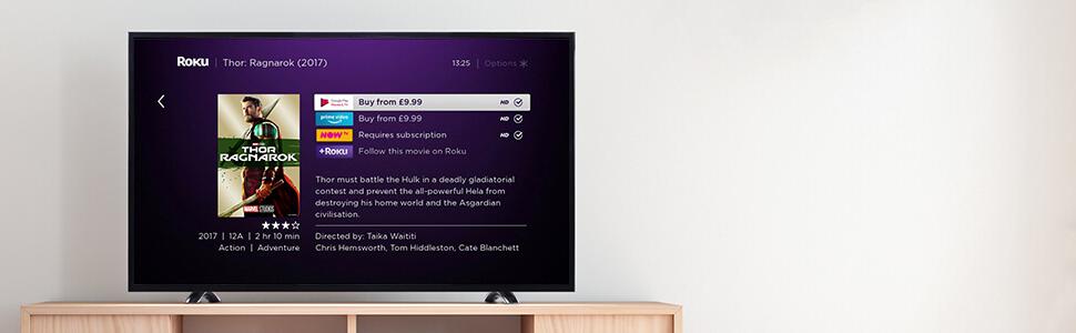 Search across top channels
