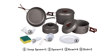 outdoor cooking tools