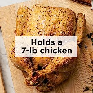 FD401, Ninja, Foodi, Multi-cooker, 7-lb chicken