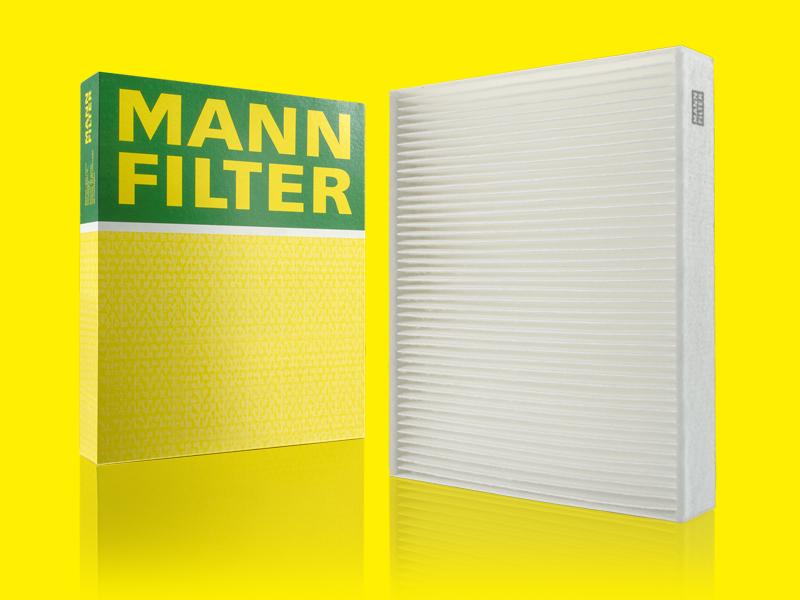 Para autom/óviles MANN-FILTER Original Filtro de Habit/áculo CU 24 009