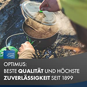 Optimus Hiker+ - Juego de Piezas de Recambio para hornillo Nova y Nova+