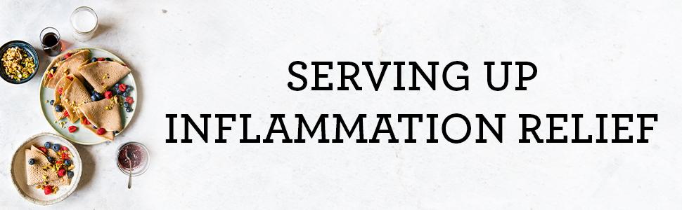 anti inflammatory diet, anti inflammatory diet book, inflammation