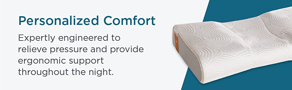 Personalized Comfort Engineered Pressure Relief