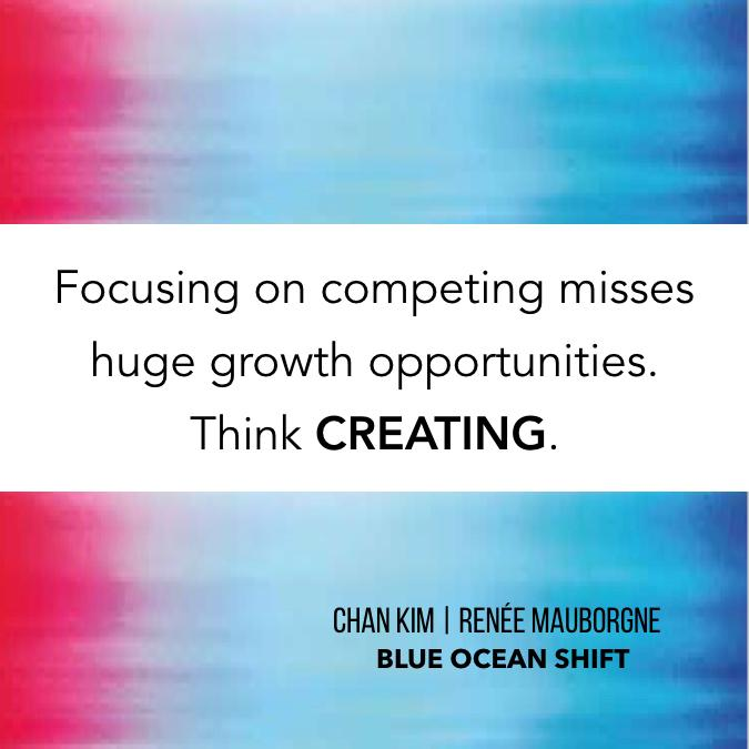 Download Blue Ocean Shift: Beyond Competing - Proven Steps ...