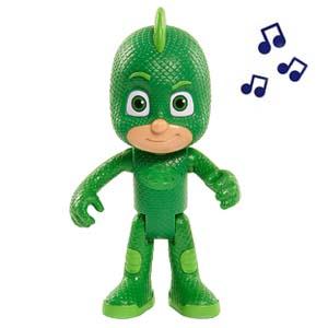 PJ Masks - Súper figura con voz, Gekko (Bandai 24588)
