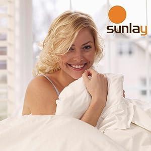 Elige dormir con Sunlay