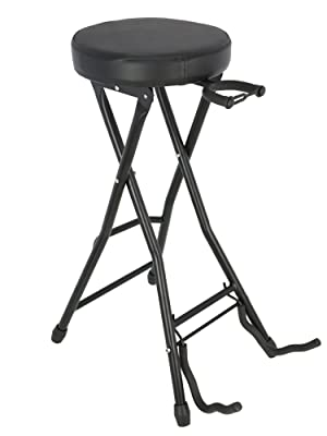 Rocket Gss01 Guitar Stool And Stand