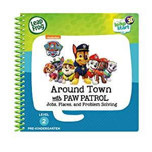 LeapStart Around Town with PAW Patrol