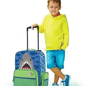 shark luggage