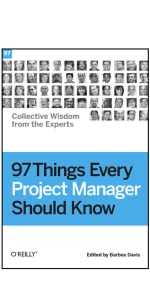 97 Things, project manager, project management