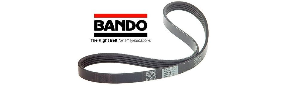 Bando 5PK990 OEM Quality Serpentine Belt