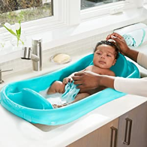 Sure Comfort Deluxe Newborn to Toddler Tub with Sling