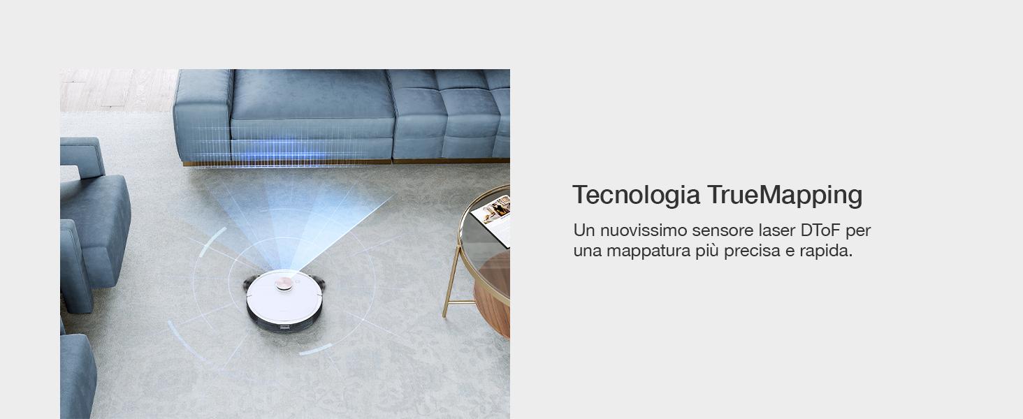 Nuova tecnologia TrueMapping