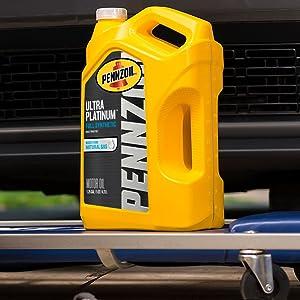 Ultra Platinum Full Synthetic Motor Oil