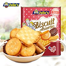 Julie's Assorted Biscuits