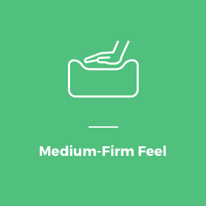 medium feel mattress firm mattress medium firm mattress