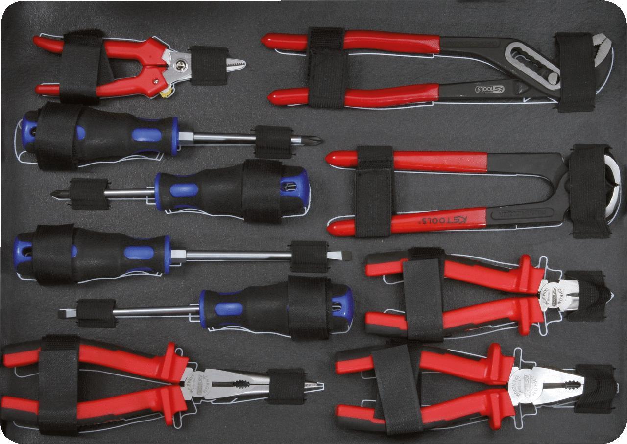 ks tools 1 4 1 2 werkzeug satz 127 tlg. Black Bedroom Furniture Sets. Home Design Ideas