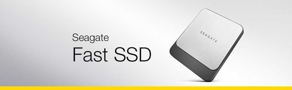 Seagate Fast SSD STCM500401 Unidad de Estado sólido Externa ...