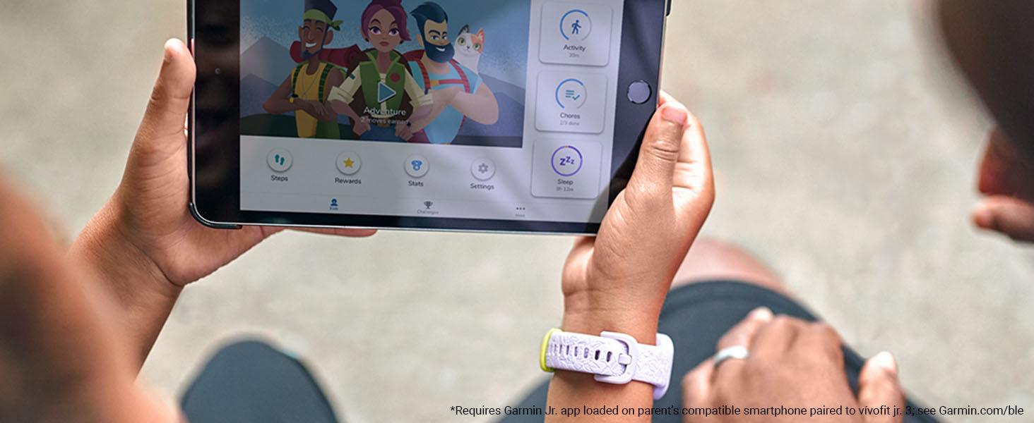 Interactive App Experience