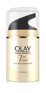 Olay, total effects, moisturiser, face cream, face moisturiser, anti aging, anti-ageng