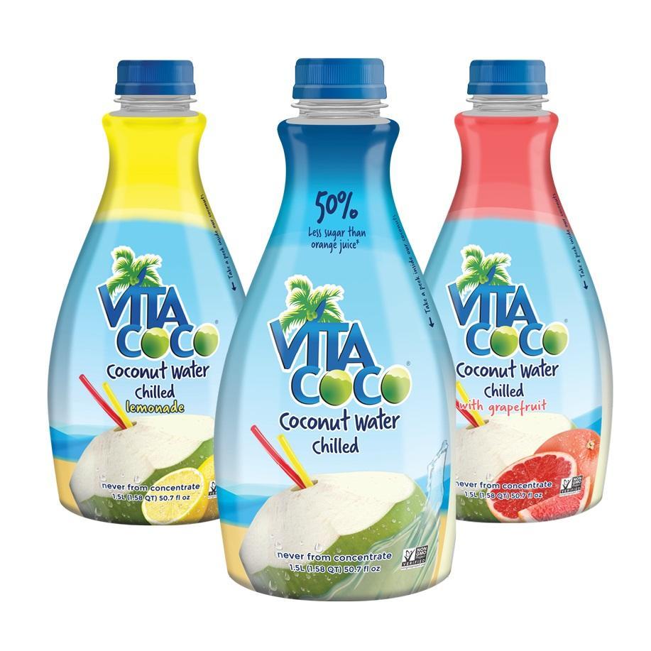 Amazon.com : Vita Coco Coconut Water, Pure, 11.1 Ounce (Pack of 12
