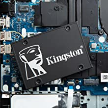 Kingston KC600 SSD SKC600/512G - Disco Duro Sólido Interno 2.5 ...