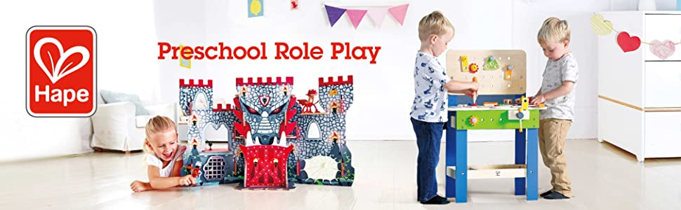 Hape Toys, Toys, Preschool, Role Play, Work Bench, Kids, Toys, Educational