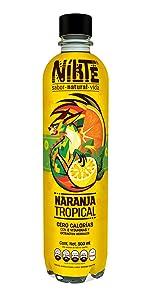 Nikte Naranja Tropical 12-Pack