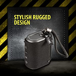 Stylish rugged design