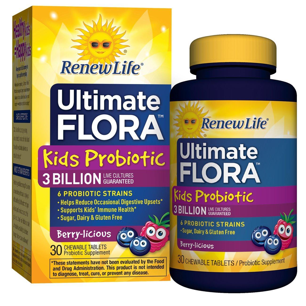 Kid probiotics