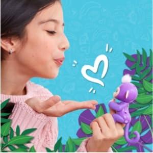 Fingerlings, Fingerlings monkey, interactive toy