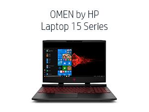 OMEN by HP Laptop 15 Series