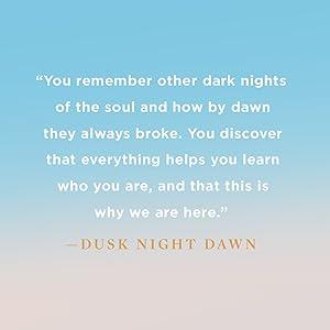 Dusk Night Dawn, Anne Lamott