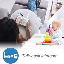 talk back intercom