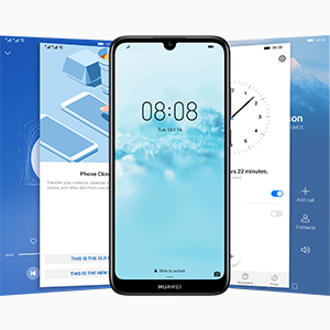 EMUI 9.0 with AndroidTM 9 Pie